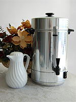 Coffee Maker & Carafe